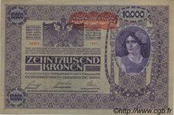 10000 Kronen AUTRICHE  1919 P.065 pr.NEUF
