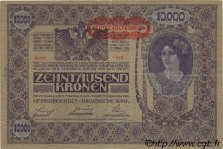 10000 Kronen AUTRICHE  1919 P.066