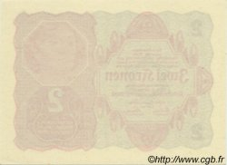 2 Kronen AUTRICHE  1922 P.074 pr.NEUF