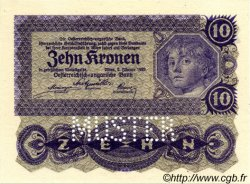 10 Kronen AUTRICHE  1922 P.075s NEUF