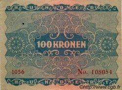 100 Kronen AUTRICHE  1922 P.077 SUP+