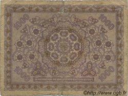 1000 Kronen AUTRICHE  1922 P.078 B