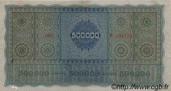 500000 Kronen AUTRICHE  1922 P.084 TTB+