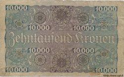 10000 Kronen AUTRICHE  1924 P.085 TB