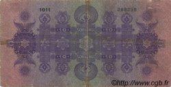 10 Schillinge AUTRICHE  1925 P.089 B+