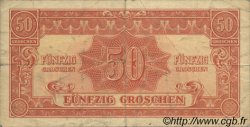 50 Groschen AUTRICHE  1944 P.102b TB