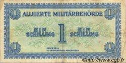 1 Schilling AUTRICHE  1944 P.103a TTB