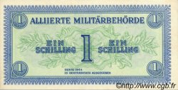 1 Schilling AUTRICHE  1944 P.103a NEUF