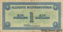 1 Schilling AUTRICHE  1944 P.103b TB