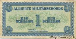 1 Schilling AUTRICHE  1944 P.103b TTB+