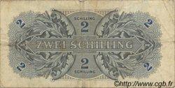 2 Schilling AUTRICHE  1944 P.104a pr.TB