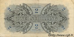 2 Schilling AUTRICHE  1944 P.104a TTB
