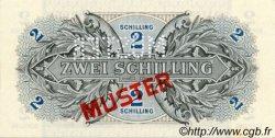 2 Schilling AUTRICHE  1944 P.104as NEUF