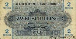 2 Schilling AUTRICHE  1944 P.104b