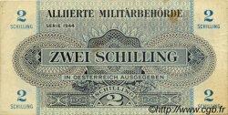 2 Schilling AUTRICHE  1944 P.104b TTB