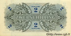 2 Schilling AUTRICHE  1944 P.104b SUP+