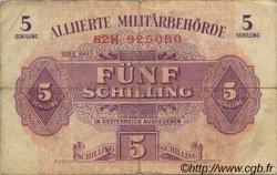 5 Schilling AUTRICHE  1944 P.105 pr.TB
