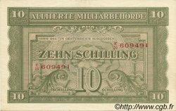 10 Schilling AUTRICHE  1944 P.106 SPL+