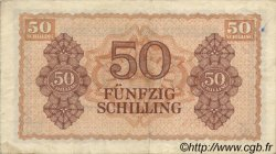 50 Schilling AUTRICHE  1944 P.109 TTB