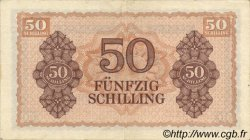 50 Schilling AUTRICHE  1944 P.109 TTB à SUP