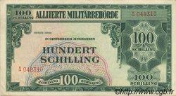 100 Schilling AUTRICHE  1944 P.110a TTB+