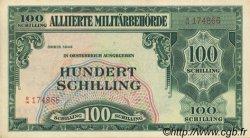 100 Schilling AUTRICHE  1944 P.110a SUP à SPL
