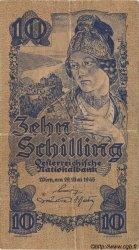 10 Schilling AUTRICHE  1945 P.114 TB+