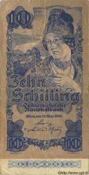 10 Schilling AUTRICHE  1945 P.115 TB