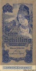 10 Schilling AUTRICHE  1945 P.115 TTB