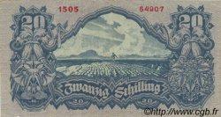 20 Schilling AUTRICHE  1945 P.116 TTB