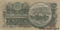 50 Schilling AUTRICHE  1945 P.117 TTB+