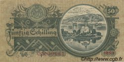 50 Schilling AUTRICHE  1945 P.117 pr.SPL