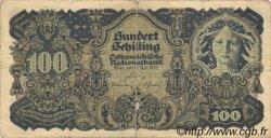 100 Schilling AUTRICHE  1945 P.118 B+