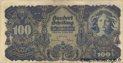 100 Schilling AUTRICHE  1945 P.118 TB