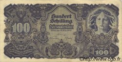 100 Schilling AUTRICHE  1945 P.118 TTB