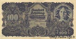 100 Schilling AUTRICHE  1945 P.118 SUP+