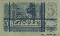 5 Schilling AUTRICHE  1945 P.121 TTB+