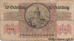 10 Schilling AUTRICHE  1946 P.122 B+