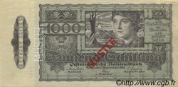 1000 Schilling AUTRICHE  1947 P.125s SUP+