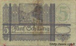 5 Schilling AUTRICHE  1951 P.126 B