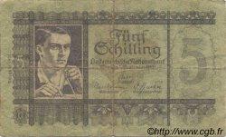 5 Schilling AUTRICHE  1951 P.126 TB