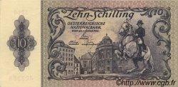 10 Schilling AUTRICHE  1950 P.128 SPL