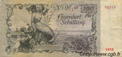 100 Schilling AUTRICHE  1949 P.131 TTB