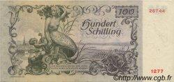 100 Schilling AUTRICHE  1949 P.131 pr.SUP