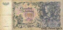 100 Schilling AUTRICHE  1949 P.132 TB+