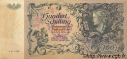 100 Schilling AUTRICHE  1949 P.132 TTB à SUP
