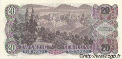 20 Schilling AUTRICHE  1956 P.136a NEUF