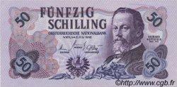 50 Schilling AUTRICHE  1962 P.137a pr.NEUF
