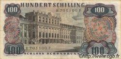 100 Schilling AUTRICHE  1960 P.138a TTB