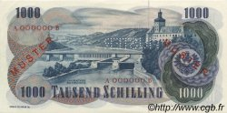 1000 Schilling AUTRICHE  1961 P.140s pr.NEUF